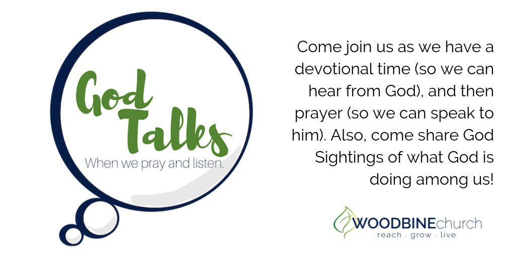Tonight at 5:45 PM in the chapel...join us. #Godtalks #hearHim #Praytogether https://t.co/UoTQ8nLj7T