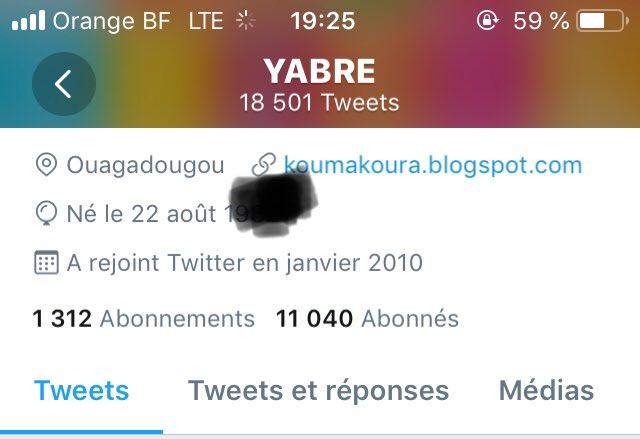 test Twitter Media - Today Is #MyTwitterAnniversary  En 9 ans j'ai tweeté 18,k fois . Merci aux 11k abonnés #TeamOM #Politique #Education #Burkina #Civ #Senegal #Benin #Mali https://t.co/ni2Nzc2Spd