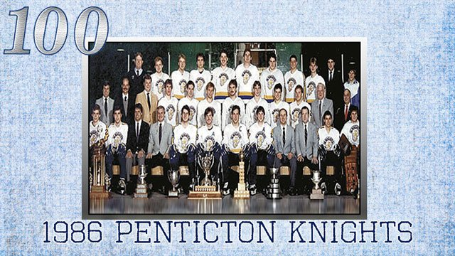 test Twitter Media - BC Hockey 100 Great Moments: 1985 - 1986 National Champions Penticton Knights   #BCHockey100  https://t.co/5MasePd3rQ https://t.co/QpT1Ks4Io0