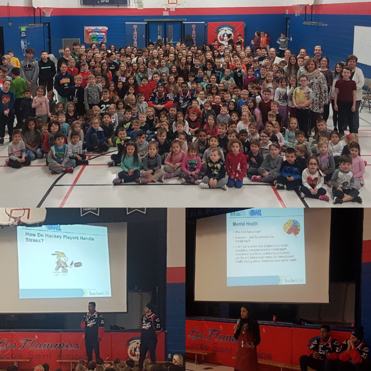 test Twitter Media - A big thank you to Cole & Thomas from the @SpitsHockey for coming out to @EECStAntoine and engaging over 200 youth in speaking about the importance of #mentalhealth #santémentale @teacherslife @ohlofficial @cmhaontario #talktoday #itsoktoaskforhelp https://t.co/0BgCQUYJk9