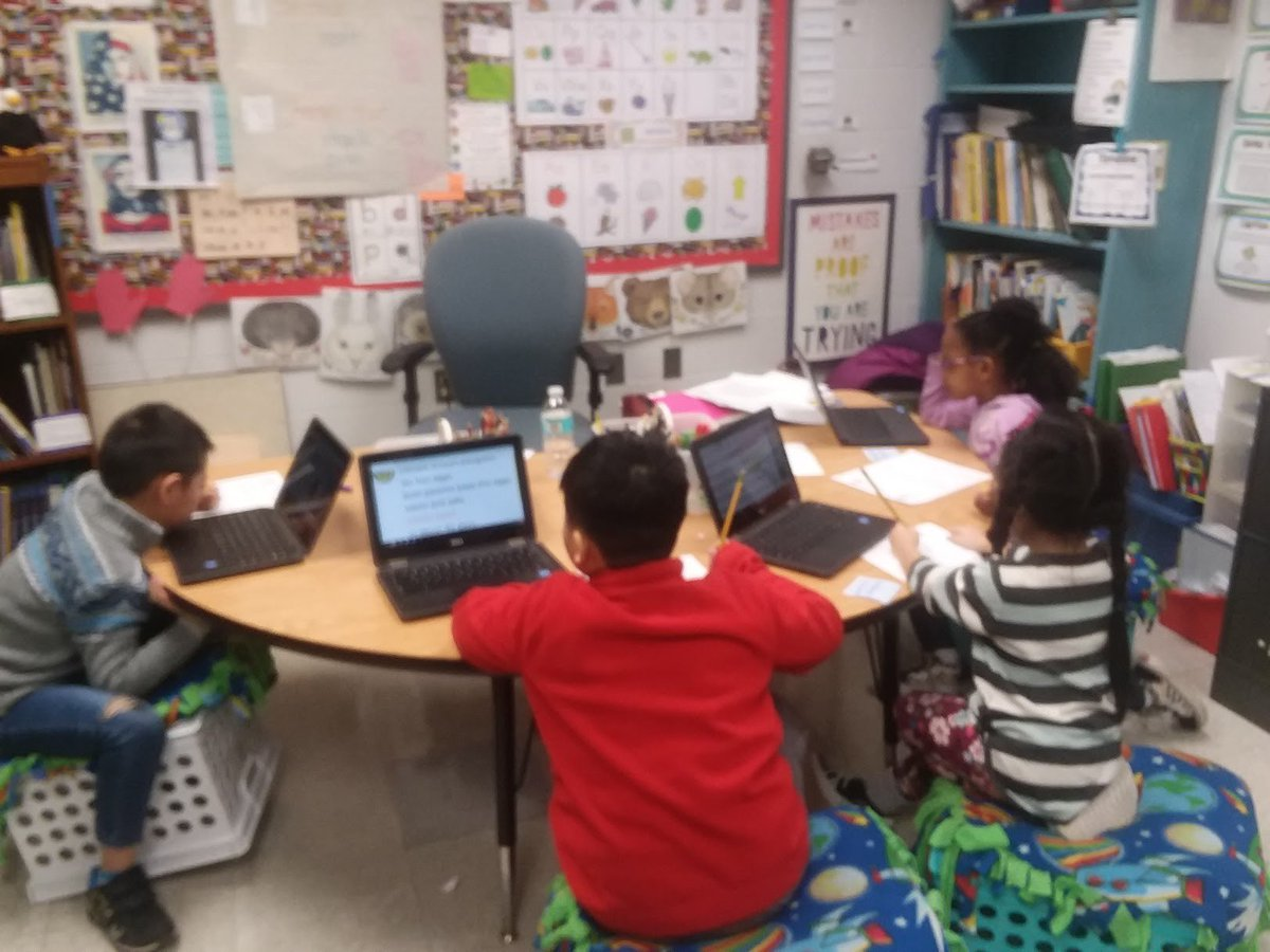 RT @NCSD_WL_ENL: Southgate ENL Students learning to  research and organize information about penguins! https://t.co/KVyVLrTEwm
