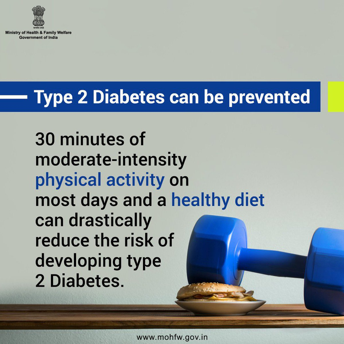 test Twitter Media - With type 2 #Diabetes, the body either doesn't produce enough #insulin, or it resists insulin. You can prevent it by self-care. https://t.co/78L7M0UP90.  #BeatNCDs #SwasthaBharat https://t.co/MwDoZ5bTnN