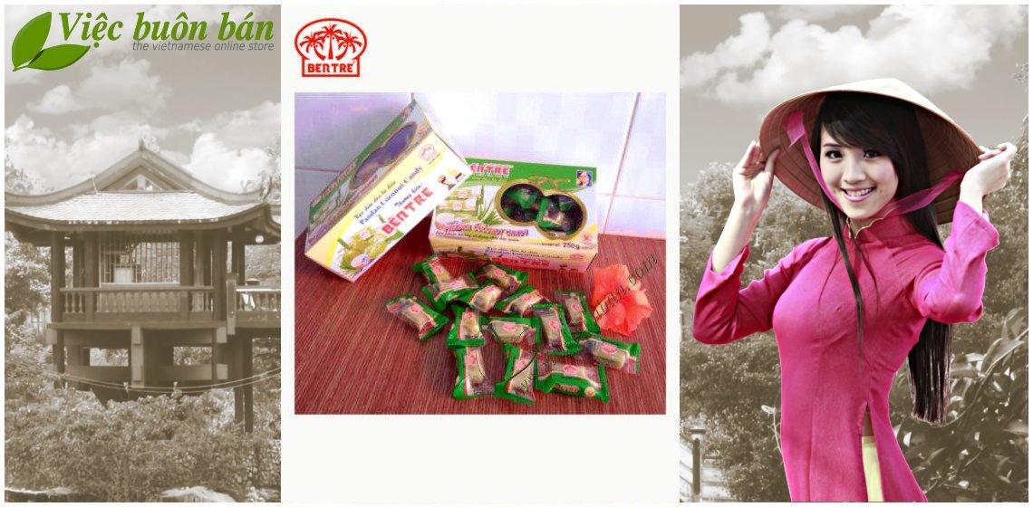 Pandan Coconut Candy $5.70 #BenTre #Candy #Vietnam #Shopping Please RT! https://t.co/OR5S98rWul https://t.co/jYaZpdVLtK