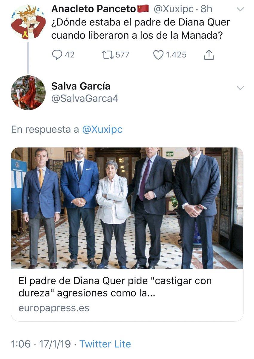 RT @mejoreszasca: ZASCA!!!!!!!!! de @salvagarca4 a @xuxipc . Vía @MilanaAzarias https://t.co/JexrkWIM2l
