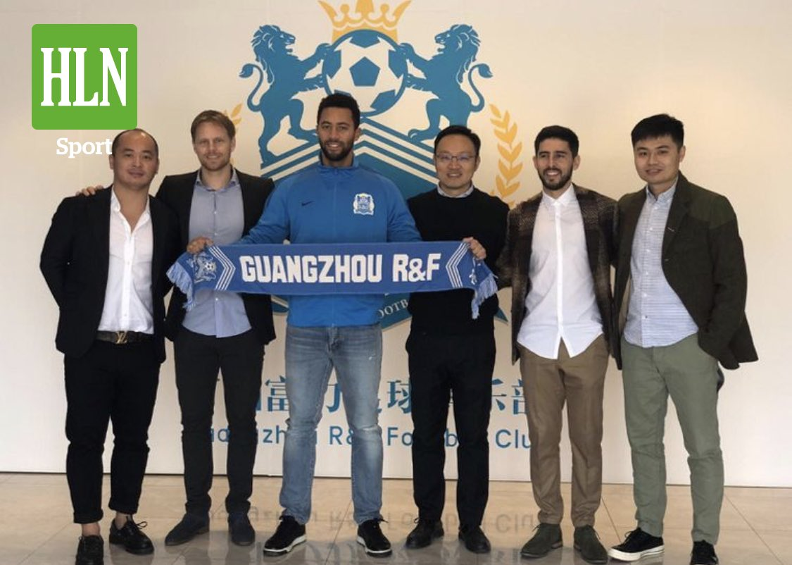 RT @HLNinEngeland: DONE DEAL. There he is. Moussa Dembélé officially presented at Guangzhou R&F. #thfc #coys https://t.co/DY1A49ZyHq