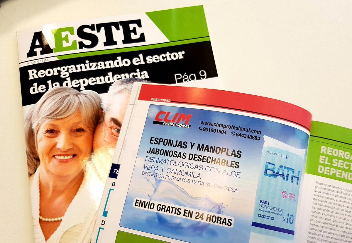 test Twitter Media - ¡Buenos días! Ya nos puedes encontrar en el último número de la revista @AESTE_oficial 😊 #FelizJueves https://t.co/VLRjlPZTzK
