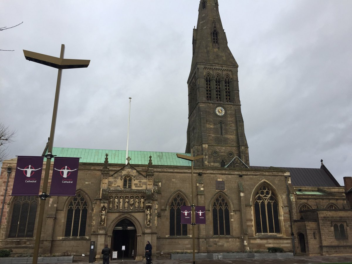 test Twitter Media - Just leaving Leicester Cathedral after a positive and informative 24h meeting of the Catholic Bishops with the Anglican Bishops. We sat at regional tables to discuss the new ARCIC III document: 'Walking Together on the Way'. Check it out here: https://t.co/tUtfEmf6OC https://t.co/bKNPig6yUX