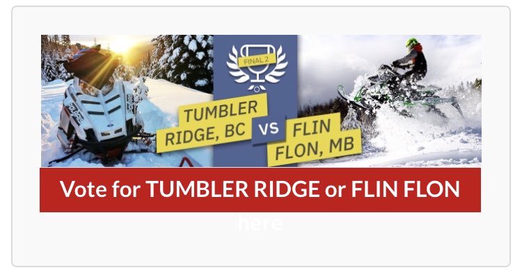test Twitter Media - I would like to congratulate Flin Flon Manitoba for being voted into the 2018 Snoriders Sled Town Showdown Final round! Make sure to cast your vote and let's help make Flin Flon the 2018 snowmobiling destination of the year!  👏 #mbpoli @TravelManitoba https://t.co/Je7gibKfTb