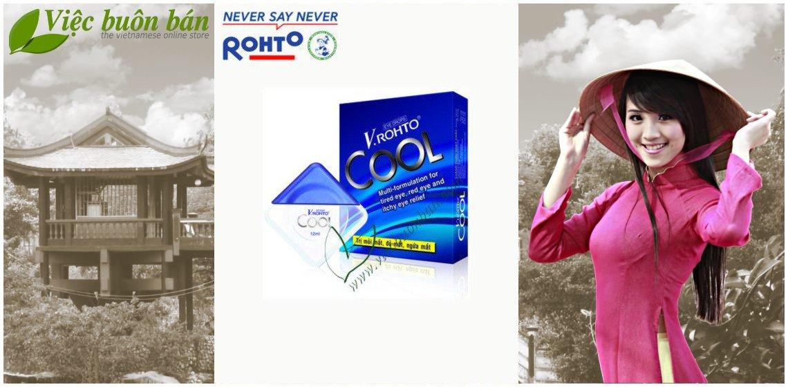 V.Rohto Cool Eye Drops $6.75 #EyeDrops #EyeRedness #Vietnam #Shopping Please RT! https://t.co/rExkayvywF https://t.co/zbRxDSVcXe