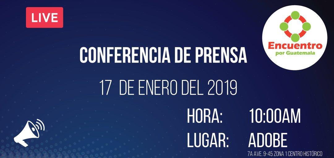 RT @EncuentroGuate: https://t.co/e32DZiYi5E