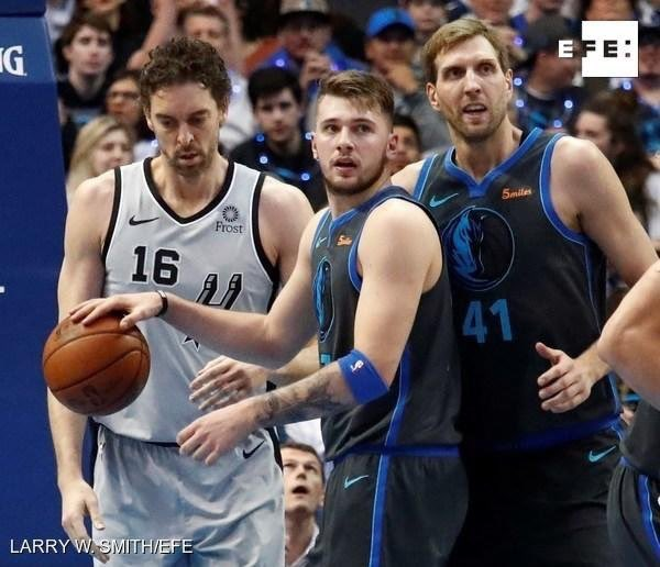 RT @luka7doncic: what a picture! #2Legends https://t.co/nbwouOELdN