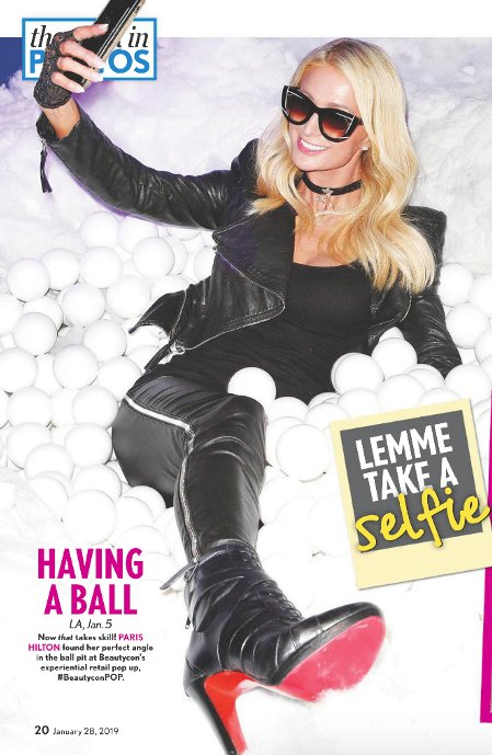 RT @JILLFRITZO: Check out @ParisHilton having a ball in @Life_and_Style https://t.co/E6re3dbZZp