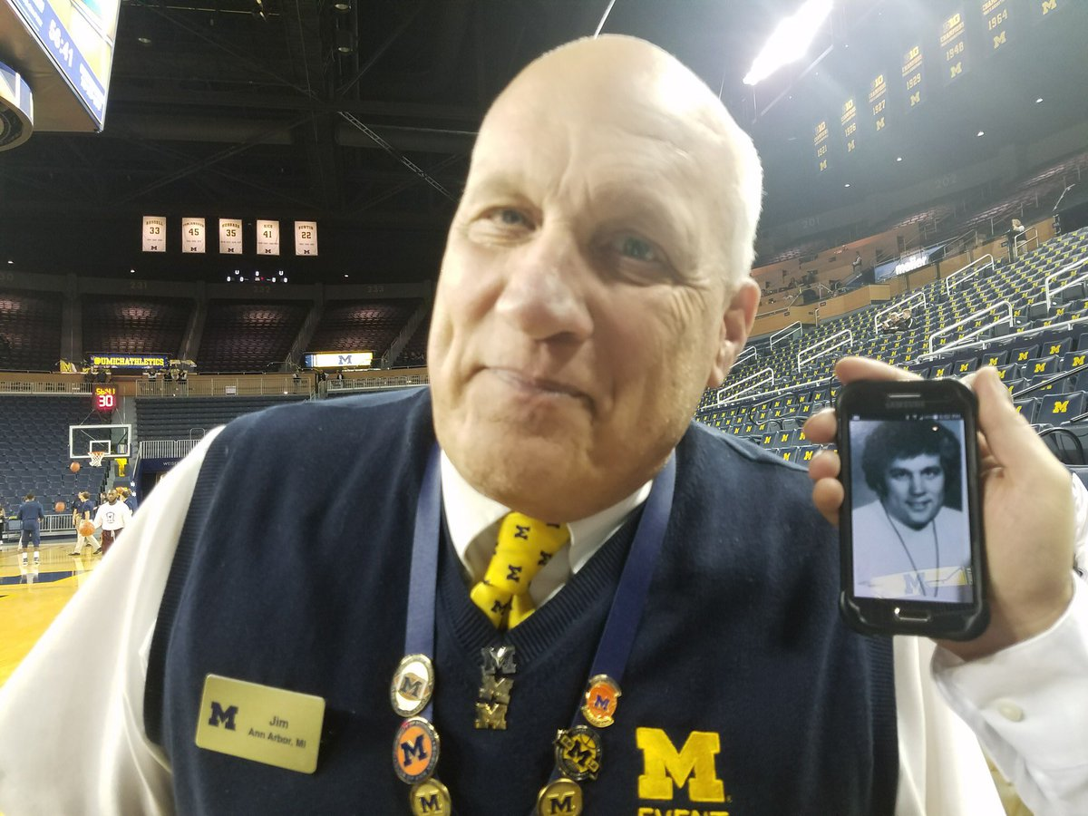 RT @DueyR: Upstairs got another good one today...   RIP - Coach Jim Dick 🙏 https://t.co/ThmSbHV06K