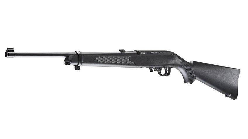 RT @AmericanHunter: Umarex Announces Replica Ruger 10/22 Air Rifle: https://t.co/kYtlhUe6Fy https://t.co/IYHYgZ1ysd