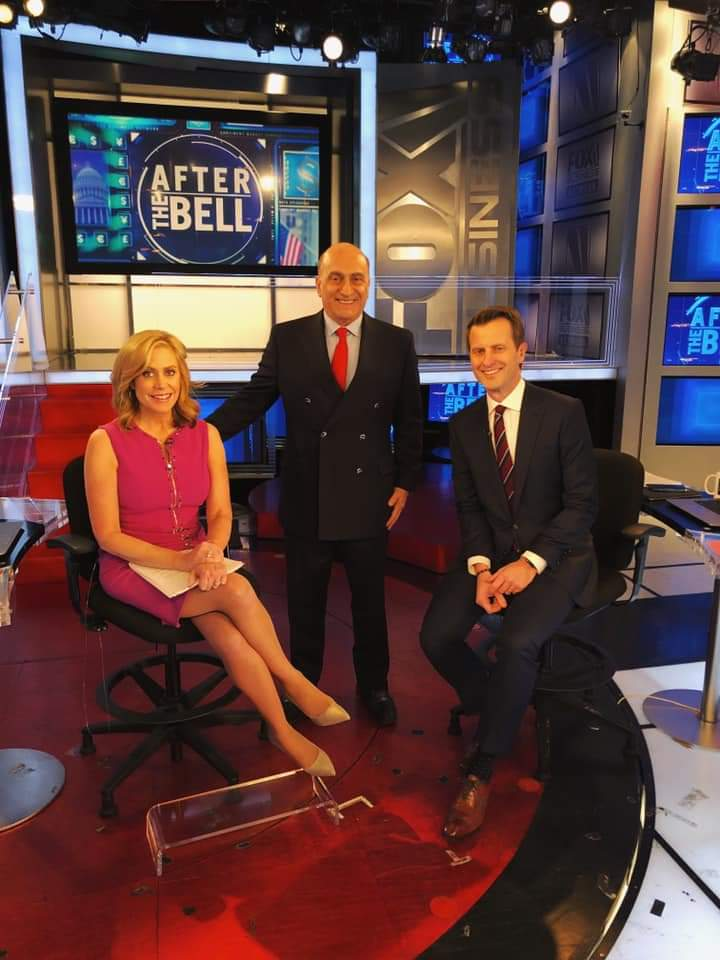 Great to join Melissa & Connell out of NYC on After the Bell. Fox Business Thanks for having me! https://t.co/Ny9M2MxObx