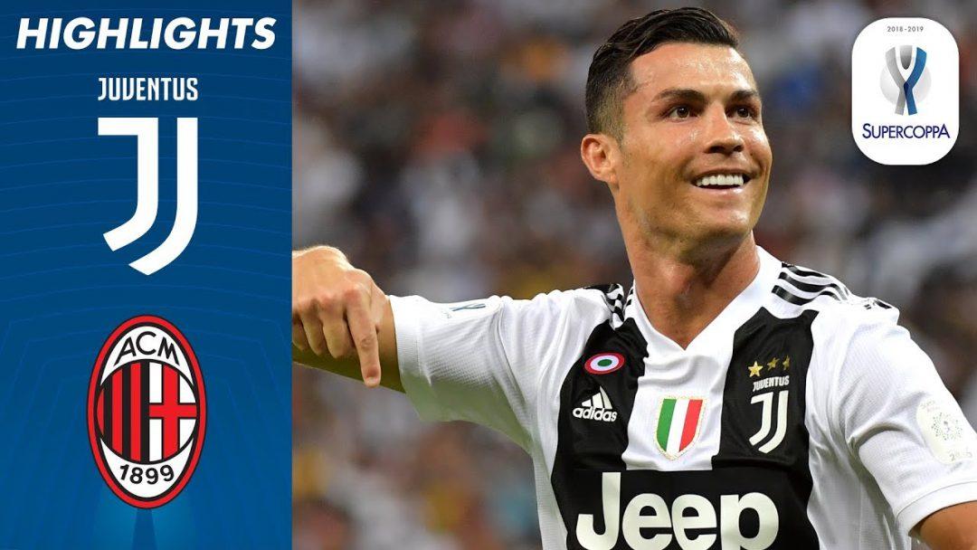#JuventusMilan