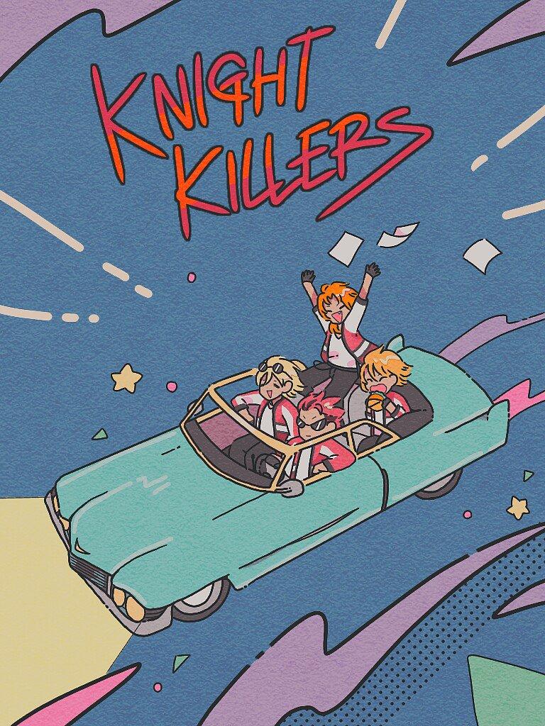 RT @Jiitchi: 🌃 knight killers night cruise 🌃  #ナイトキラーズ https://t.co/PKMfCySukR