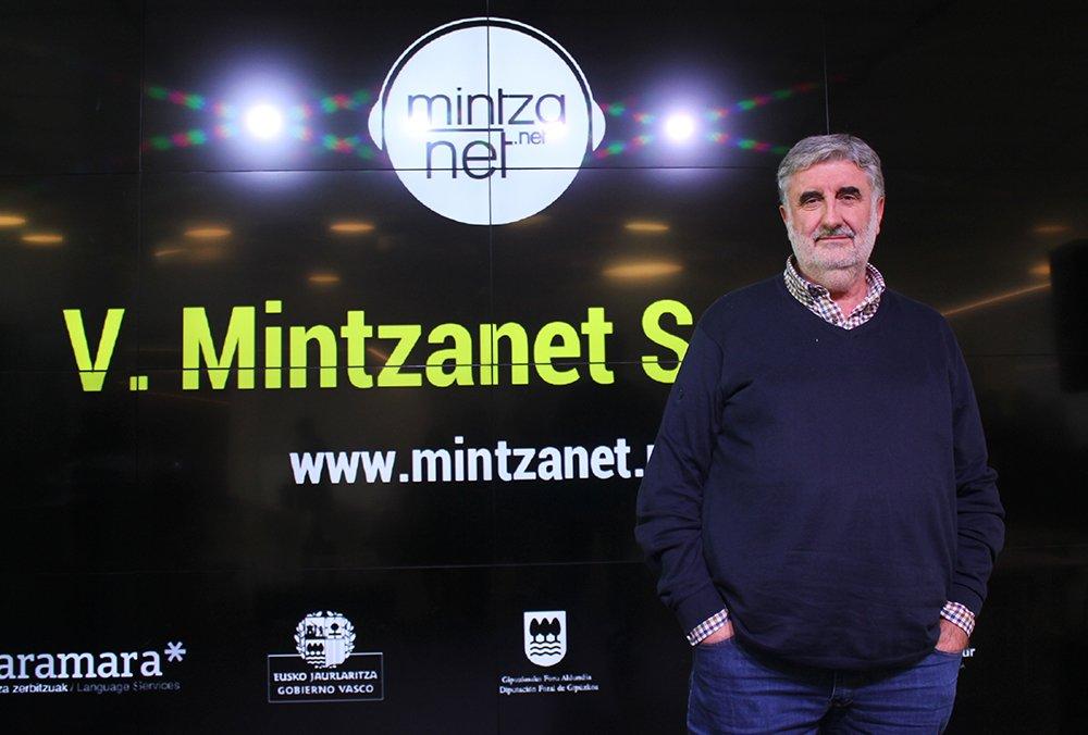 test Twitter Media - Iñigo Bilbao getxoztarra da aste honetako #Mintzaneteroak ataleko protagonista! Bera bidelaguna da eta euskara online praktikatzen laguntzen dio Bilboko neska bati! https://t.co/l87plPxHET