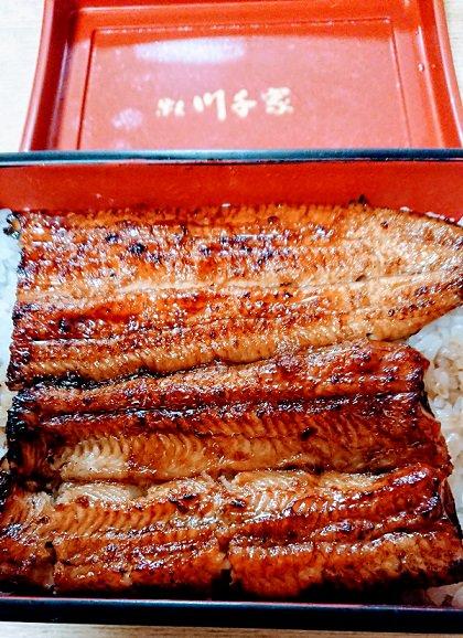 RT @daioharaguroX: うな重、パッカぁぁぁーン。  、、、美味い。  #マツコの知らない世界...