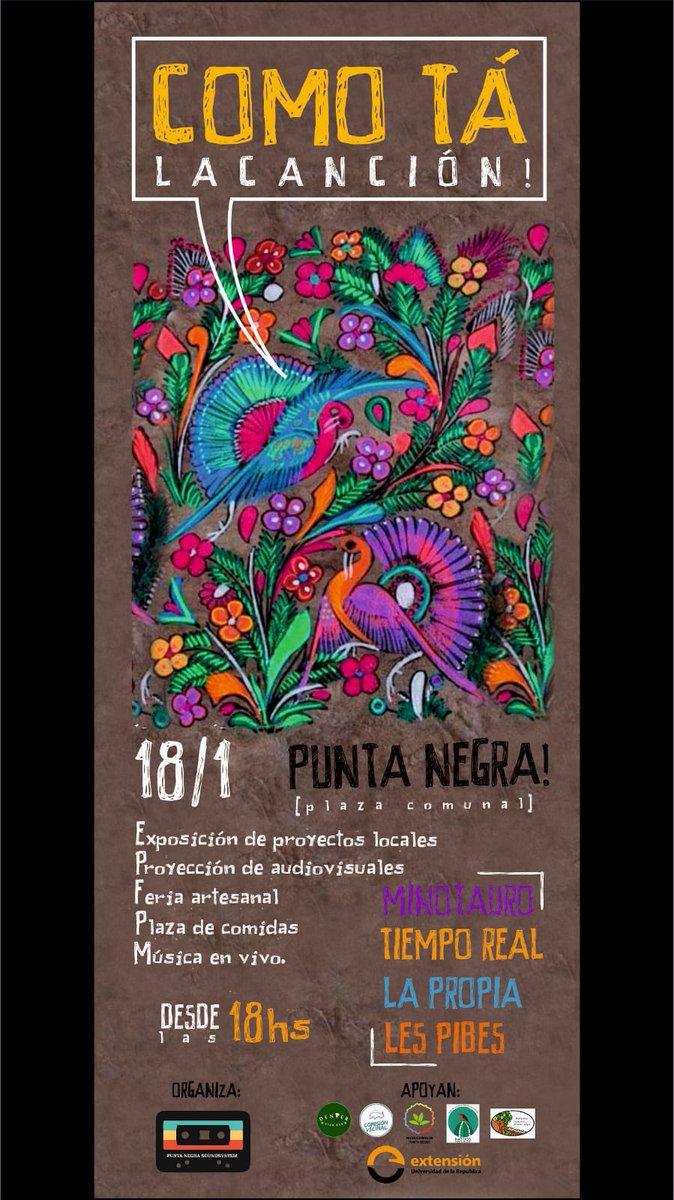RT @InvernizziMario: Para agendar en #Punta Negra de @DestinoPiria https://t.co/gC3bV4HEBk