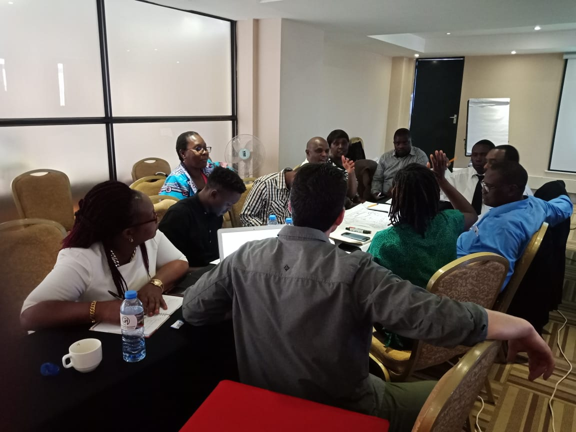 test Twitter Media - We held our #Kenya stakeholder workshop yesterday. Great turnout, lots of interesting discussions, & opportunities for collaborative research! @TU_Kenya @KenyattaUni @MMUST_Kenya @uonbi @UnivofGhana @unima_mw @geogsouthampton @unisouthampton @leadsea_ @WaterNet_ @AgrhymetInfos https://t.co/1cVJJf7NI8