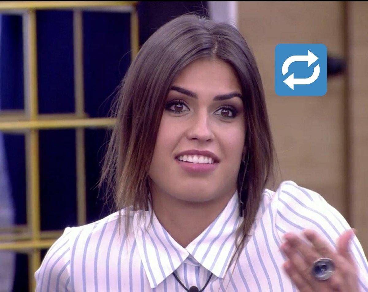 RT @TuitsGH: SOFÍA 🆚 RAQUEL | #GHDUO18E  Las dos nominadas. ¿A quién EXPULSAS? ¿Por qué?  RT 🔄 SOFÍA  MG ❤️ RAQUEL...