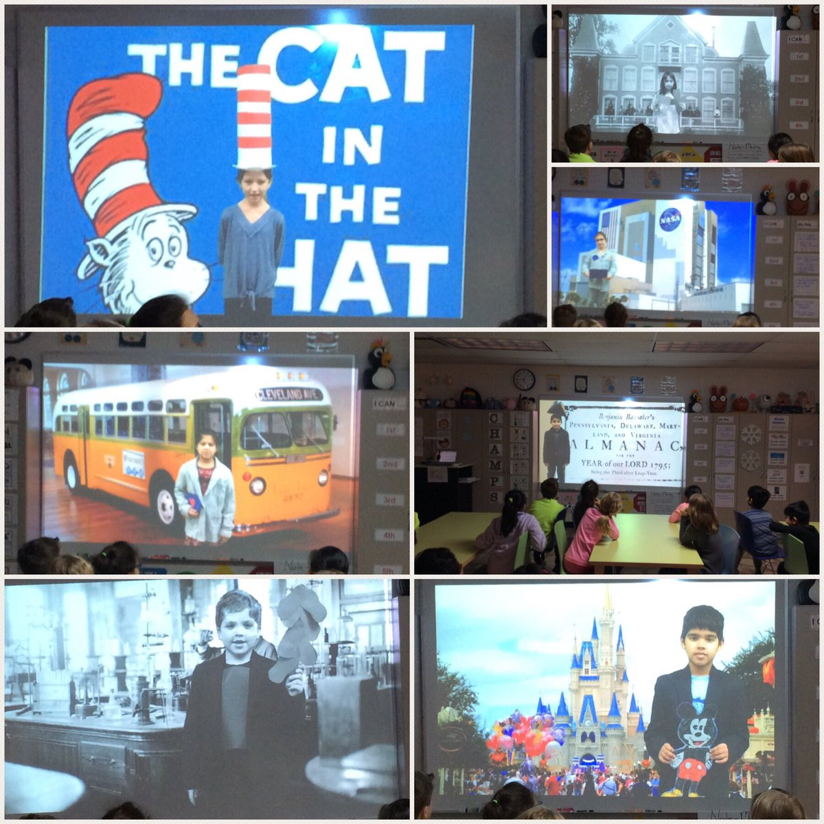 test Twitter Media - SO proud of the students in @Wescott2S!  After weeks of research, today was the premiere of their biography movies!  #d30learns #d30researches #ChooseKind https://t.co/lkX3SwUbat