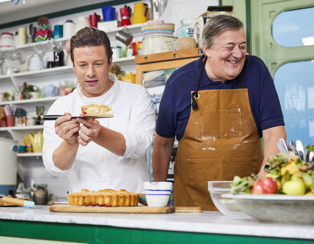 Hit us with your best caption.  #FridayNightFeast TONIGHT @Channel4 8pm https://t.co/iFYYLSHoaT