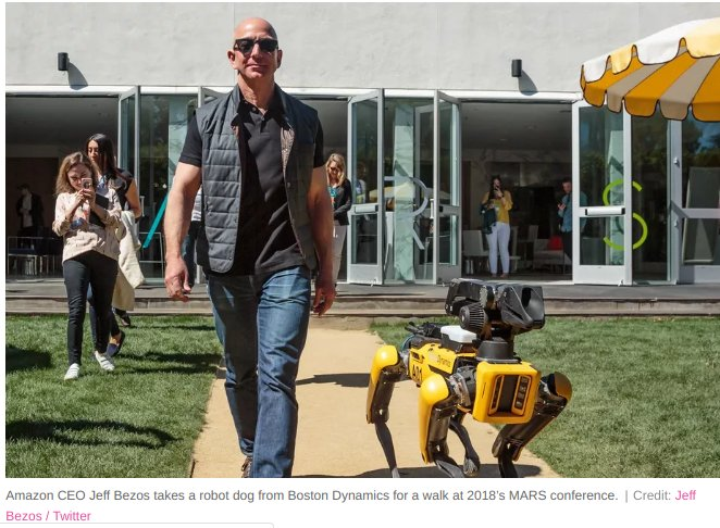 test Twitter Media - #JeffBezos is launching a new conference dedicated to #AI, optimism, and #Amazon https://t.co/IZakYotf4k via @verge @jjvincent  #ArtificialIntelligence #smartcities #MachineLearning #cyber #tech #Seattle #robotics #robots https://t.co/8Py7d51WYA