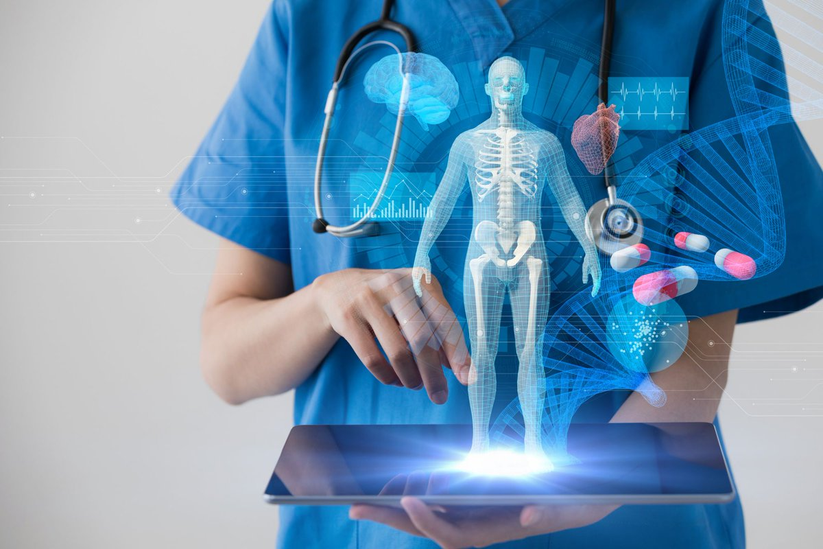 test Twitter Media - 5 Ways Artificial Intelligence May Affect Health Care in the Near Future and What That Means for You https://t.co/SWawWyr8Wj #ArtificialIntelligence https://t.co/z2V0Yeb13s