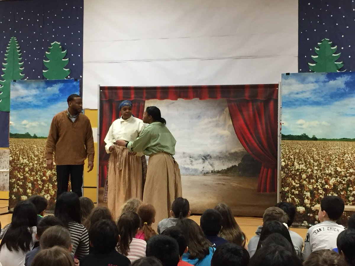 test Twitter Media - We saw such a great performance today about Harriet Tubman! It was so informative and engaging. #d30learns https://t.co/FkrnbexWuQ