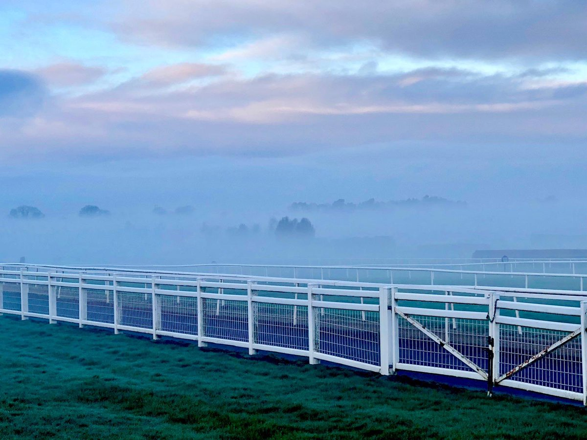 test Twitter Media - Early morning mist at @NavanRacecourse First race is off at 12.30pm #ComeRacing https://t.co/VOFBDuhj0z