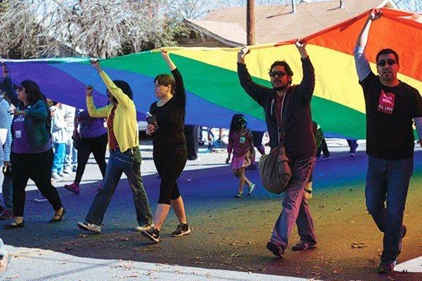 LGBTQ Groups Plan Show of Unity at San Antonio's MLKMarch https://t.co/P1CiQ7TvP9 https://t.co/3eJKTES4gd