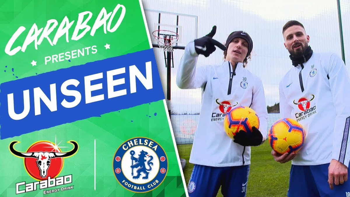 Find Out Who's Looking Sharp, Go Behind-The-Scenes of David #Luiz & #Giroud Sh... #CFC  https://t.co/1OfxoXbAZ9 https://t.co/jn1eSDXcMU