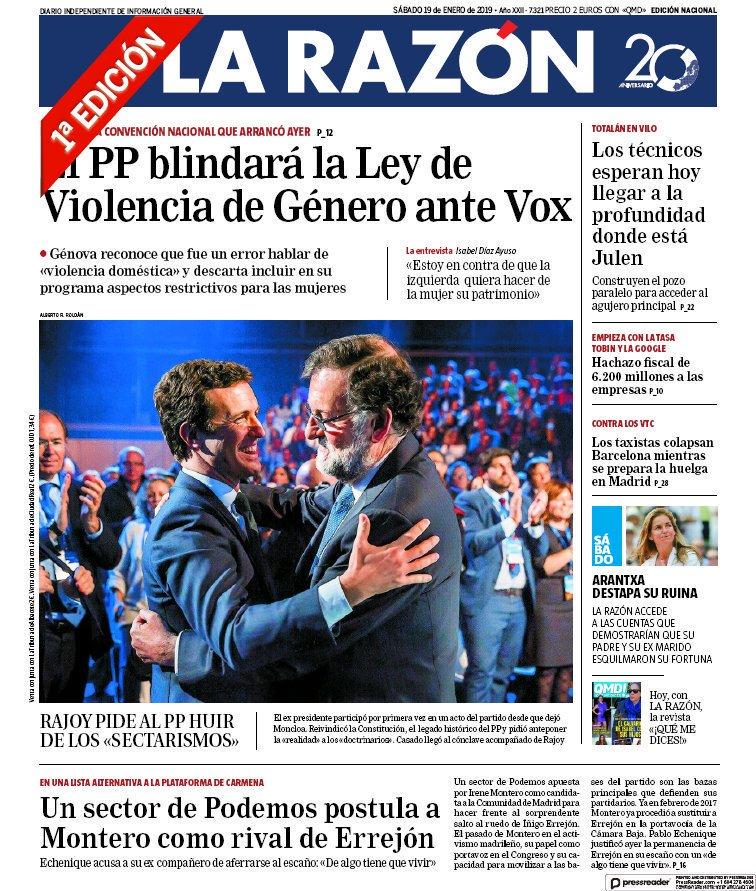 RT @ldpsincomplejos: Esta portada es letal para el Partido Popular: https://t.co/KRB4FPNjuz