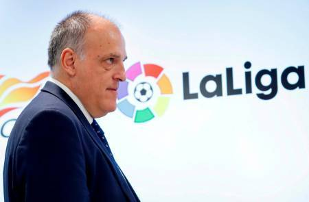 La Liga española firma un acuerdo estratégico con la Superligachina https://t.co/25q9IsNpDT https://t.co/GKqRRp7N80