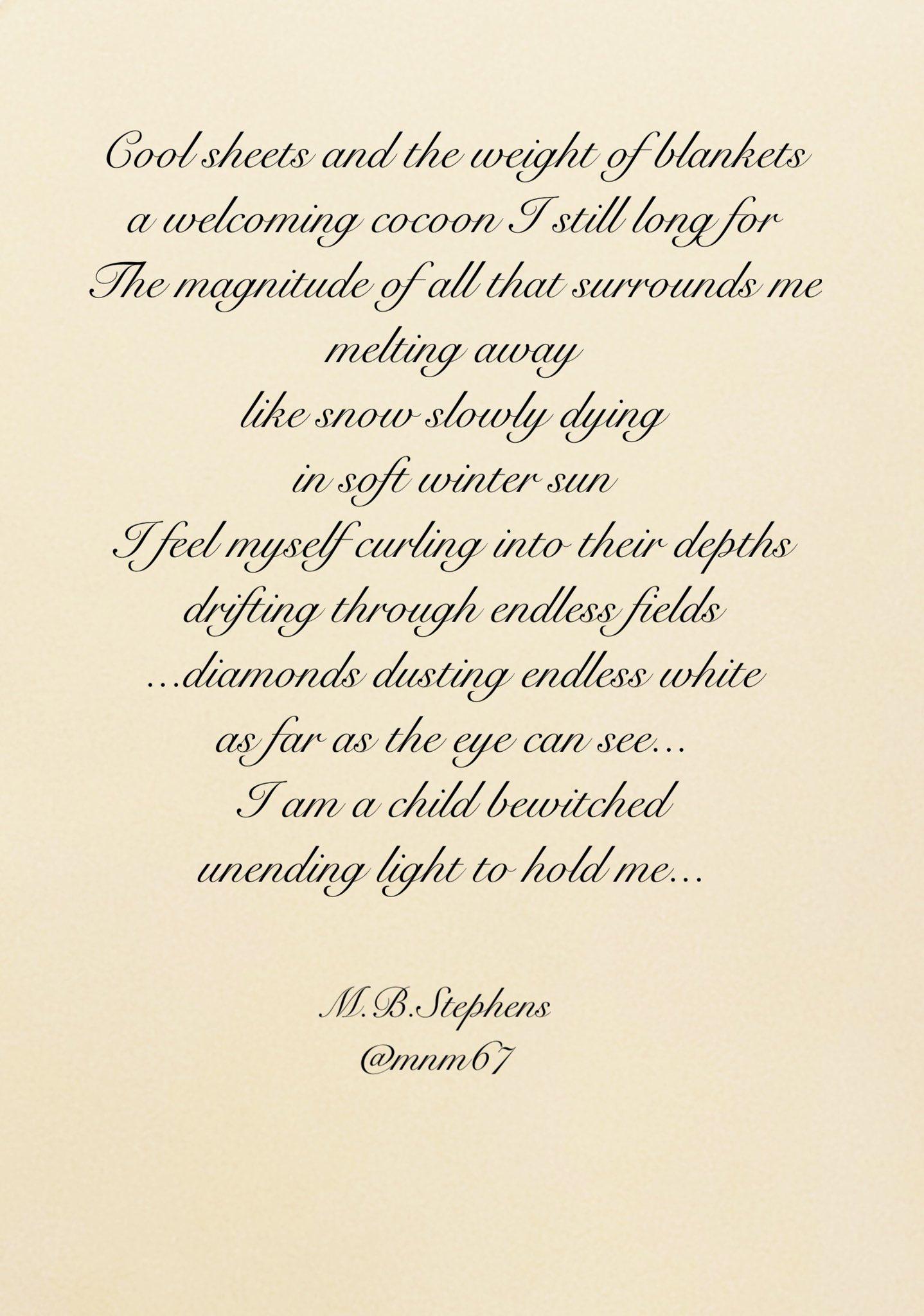 #poetry https://t.co/ymjNq89qi4