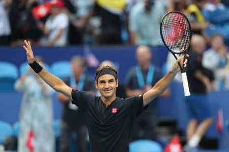 Federer vence a Fritz y mantiene el paso enAustralia https://t.co/amX4lN7JJD https://t.co/7rRdC6GUuS