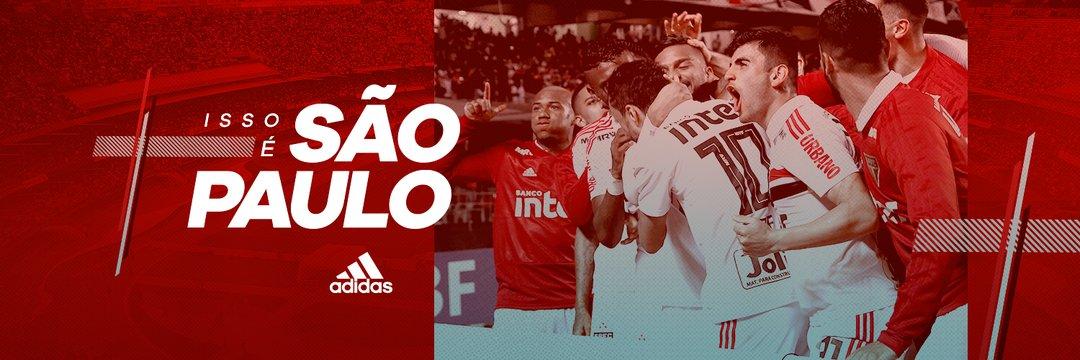 Parabéns @SaoPauloFC! Primeira vitória de muitas em 2019! ???????????? #VamosSãoPaulo #SPFC ???????? https://t.co/XNZb2bQGq3