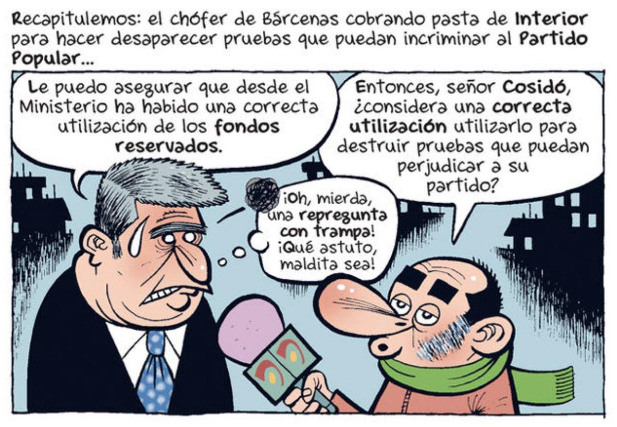 RT @gsemprunmdg: Todo podrido II  x    Bernardo Vergara  @laSextaTV 🤮🤮🤮 #FelizDomingo #Portada #Portadas #EnPortada https://t.co/ygSfMF7a0p