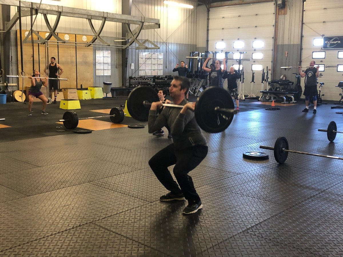 "test Twitter Media - Was happy to join and support Jeremy Vosburgh and @crossfitwinnipeg today for the CF4CF fundraiser. It was a day of #crossfit to raise money for Jeremy who, as someone with cystic fibrosis, is taking part in Cystic Fibrosis Canada's first ""worldwide"" version of its annual Walk. https://t.co/cn0ndnXZ21"