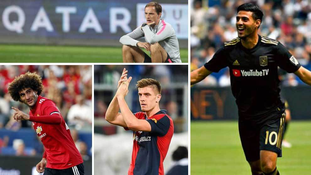 Lo más destacado del día: Piatek, Fellaini, Vela, el trío del PSG para la medular... https://t.co/GaHgHsNFKS https://t.co/nFZhMeyh4I