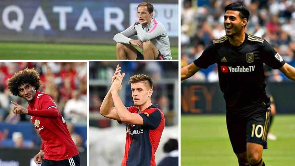 Lo más destacado del día: Piatek, Fellaini, Vela, el trío del PSG para la medular... https://t.co/0Nw2PxZKtv https://t.co/Fkge5BomjY