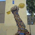 Love this photo. Books really are the key to so much for so many! https://t.co/q2mALs5qS9