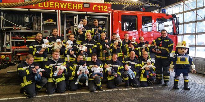 test Twitter Media - Babyboom bei der Feuerwehr im Jahr 2018 https://t.co/3CeMa2zwPj https://t.co/i9ynySLMe1