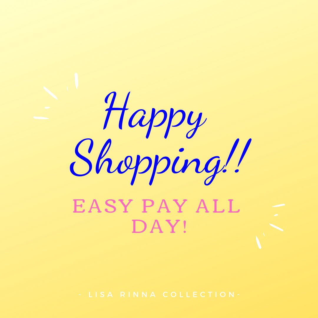 The entire Lisa Rinna Collection is on Easy Pay today at @QVC! Happy shopping! ???? Shop —> https://t.co/ckAvkhdfoS https://t.co/Mi1ipApiiX