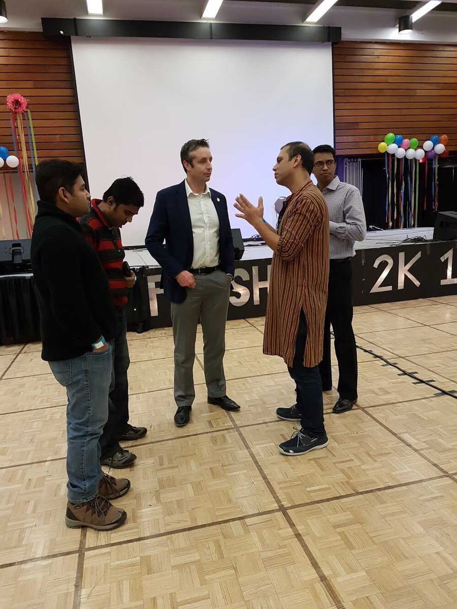 test Twitter Media - It was honour to attend and bring greetings last night at the U of M Bangladeshi Students Association Fresher's party (Fresher's 2K19) last night.  #bangladesh #bangladeshi #uofmanitoba #uofm #universityofmanitoba #freshers @umanitoba @MyUMSU https://t.co/Km16u0WjtD