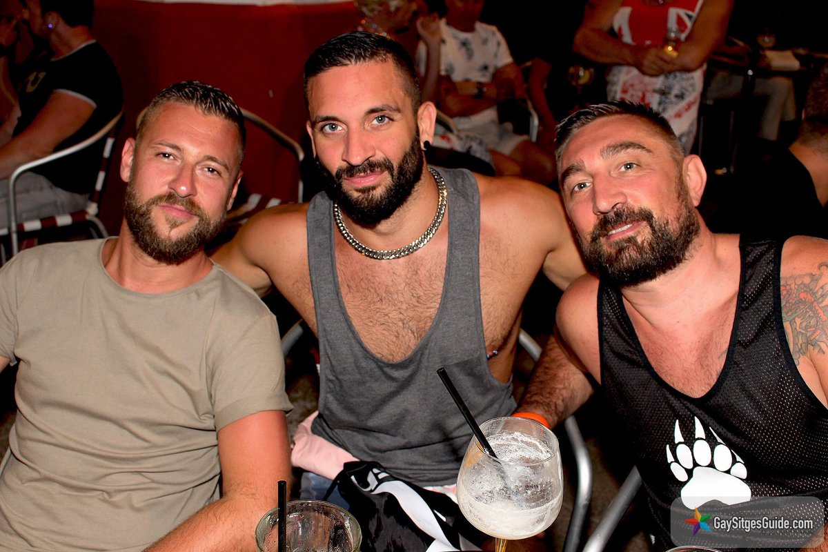 Sitges - fun with Friends! #gaysitges #sitges Come join us this Summer! https://t.co/iBlP4RFMuJ https://t.co/NXAKGpXY7J