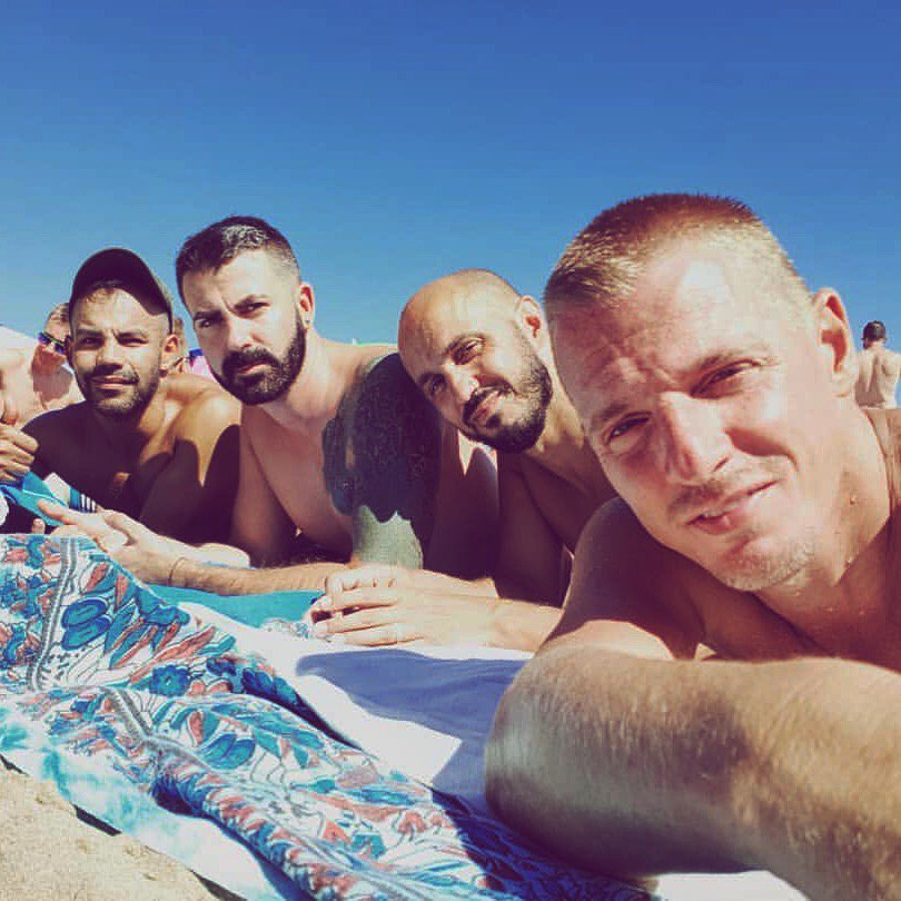 RT @GayPrideSitges: Sitges - fun with Friends! #gaysitges #sitges Come join us this Summer! https://t.co/Hm8OqGegGD https://t.co/AkQTUEDovk