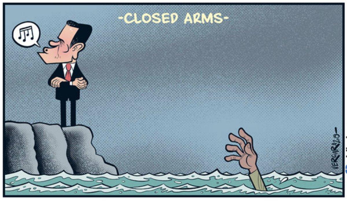 Closed Arms     x     Bernardo Vergara  #PocaVergüenza #OpenArms  #FelizLunes #Portada #Portadas #EnPortada https://t.co/TpTThqPtJR